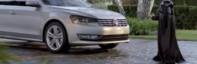 Darth Vader Werbung Volkswagen TV-Spot