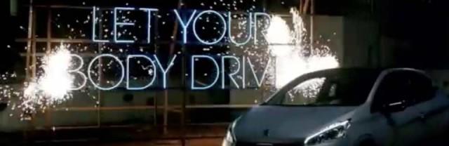 Peugeot Werbung 2012 Song