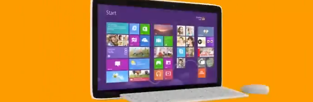 Windows 8 Werbung Lied