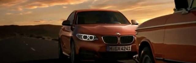 BMW 2er Werbung
